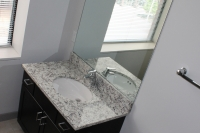 Upscale bathrooms