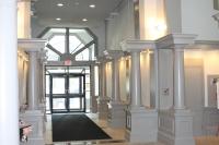 The Season's Grand Entrance